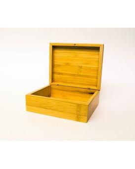 Galvano Caja de madera Bamboo